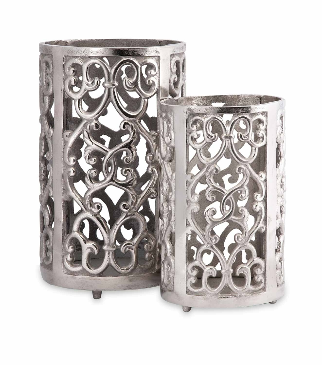 Balin Candle Lanterns - Set of 2