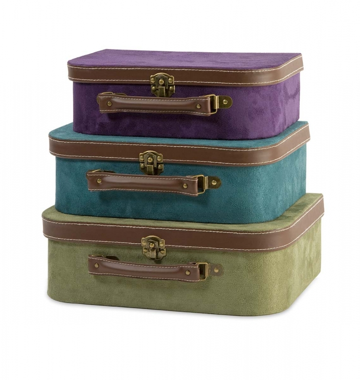Preston Storage Suitcases - Set of 3 - IMAX