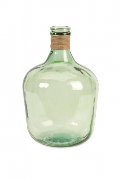 Courbet Recycled Glass Jug