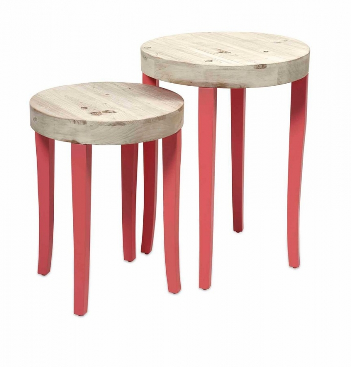 Gill Nesting Tables - Set of 2