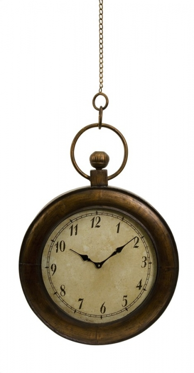 Pocket Watch Wall Clock - IMAX
