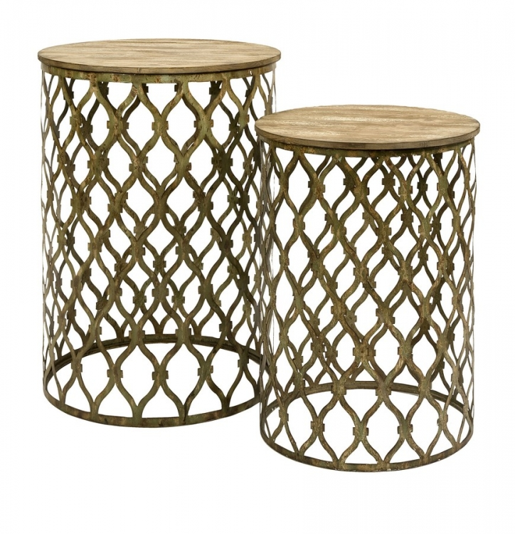 Maridell Nesting Tables - Set of 2 - IMAX