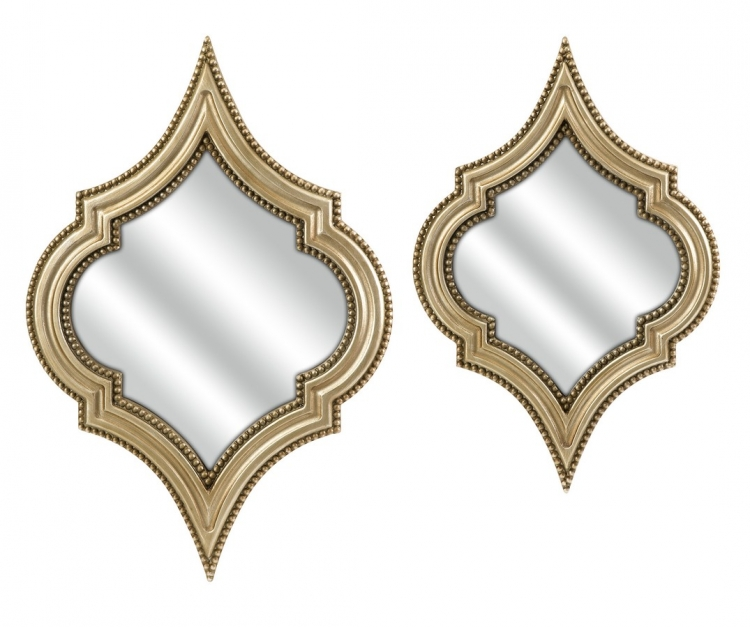 Marietta Wall Mirrors - Set of 2