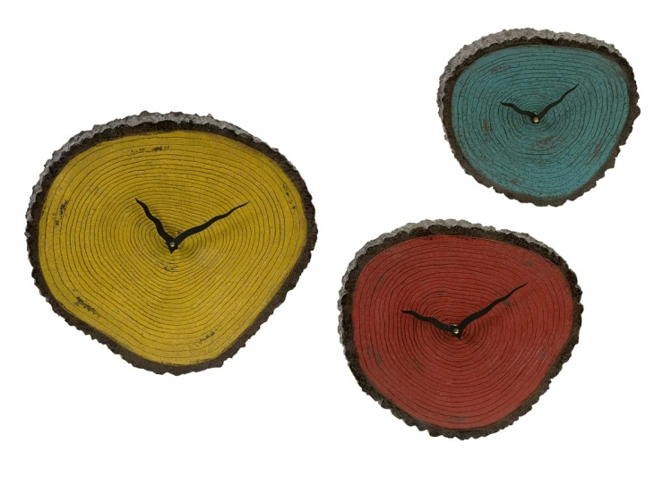 Morgan Wall Clocks - Set of 3 - IMAX