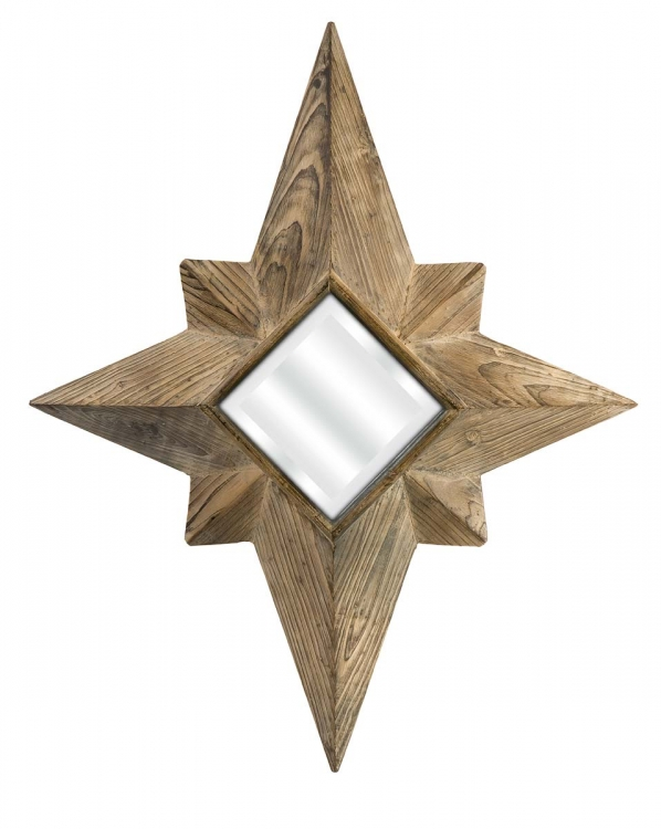 CKI Wood Star Mirror - IMAX