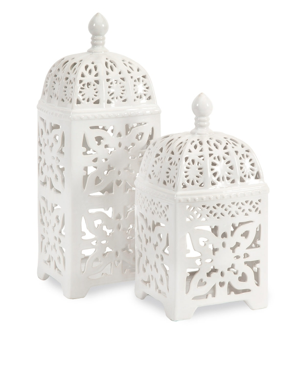 Maya T - Light Lantern - Set of 2