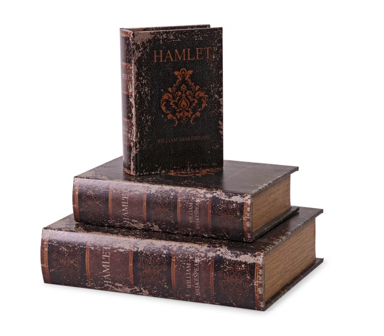 Hamlet Book Boxes - Set of 3