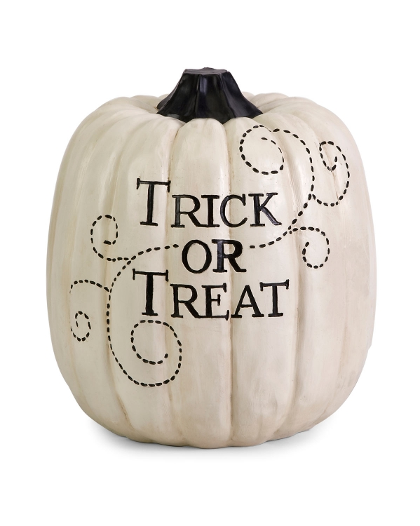 Wicked Trick or Treat Pumpkin