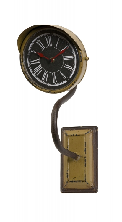 Newton Small Clock on A Stand
