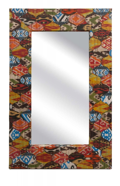 Tymon Waterhyacinth Wall Mirror