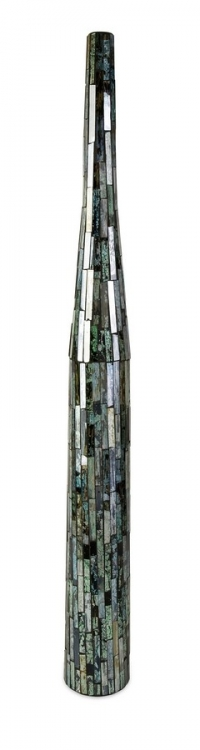 Aramis Large Mosaic Glass Bottle - IMAX