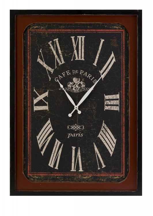 Bistro Wall Clock
