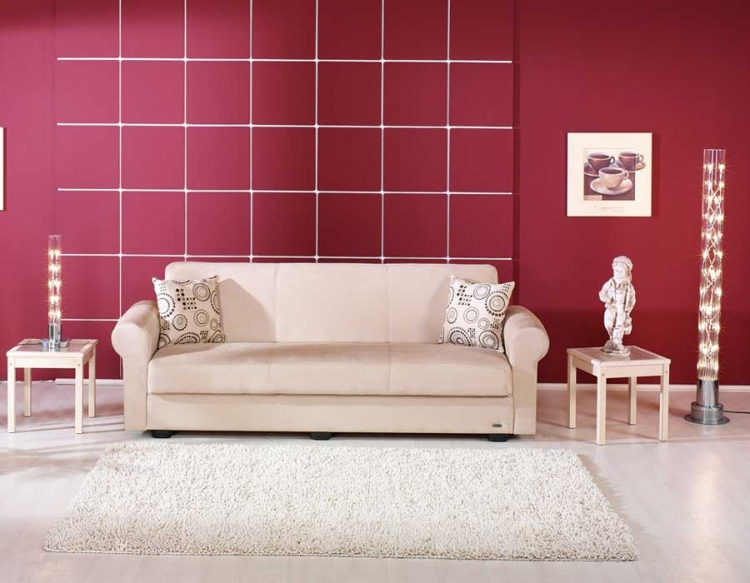 Elita Sofa - Rainbow Beige - Istikbal - Sunset