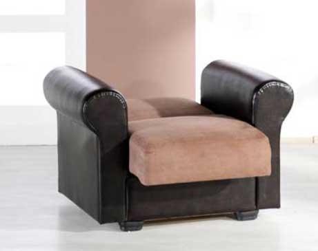 Enea Chair - Rainbow Truffle