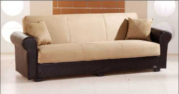 Enea Sofa - Rainbow Dark Beige - Istikbal - Sunset