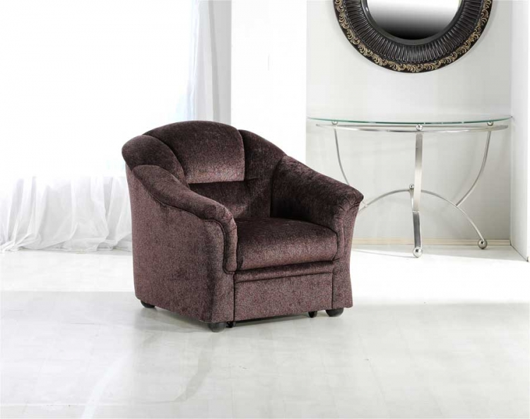 Fantasy Chair - Aristo Burgundy - Istikbal - Sunset