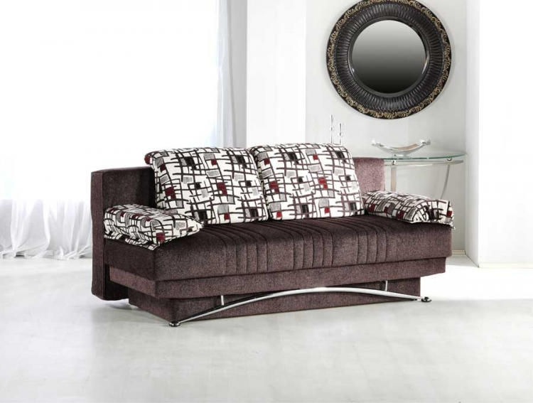 Fantasy Sofa - Aristo Burgundy