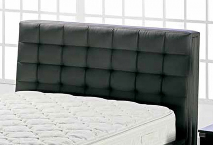 Marsilya Headboard - Escudo Black - Istikbal - Sunset