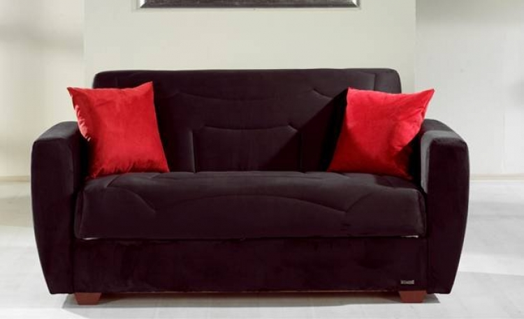 Miami Loveseat - Rainbow Black - Istikbal - Sunset