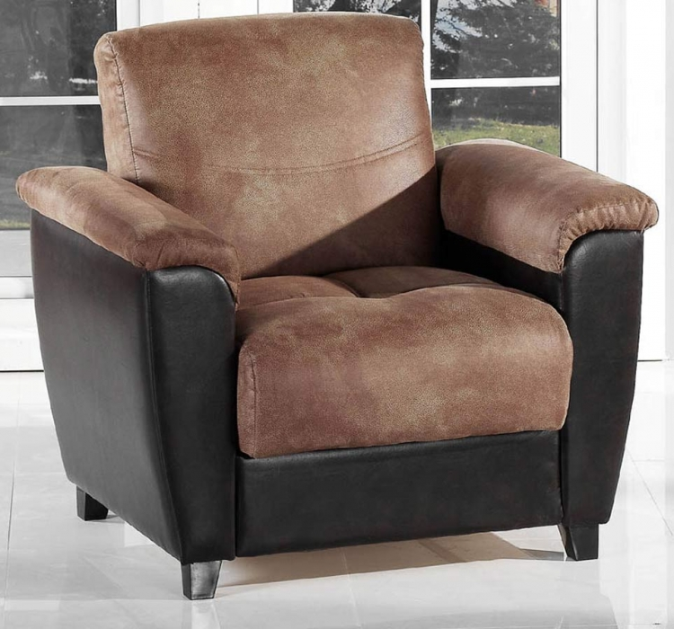Aspen Chair - Mocha - Istikbal - Sunset