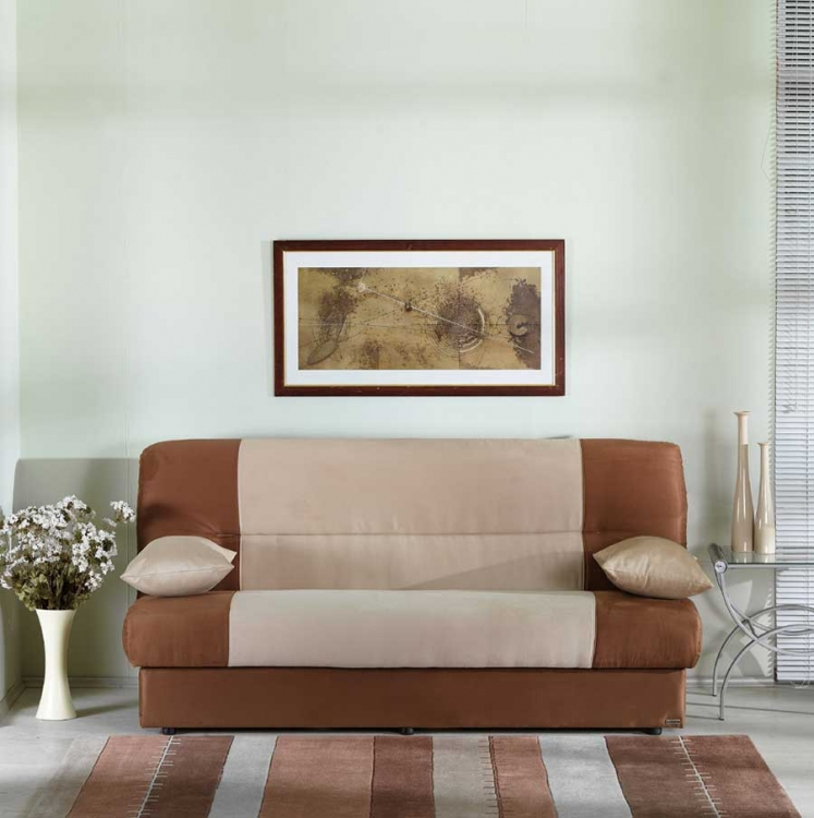 Regata Sofa - Rainbow Beige - Istikbal - Sunset