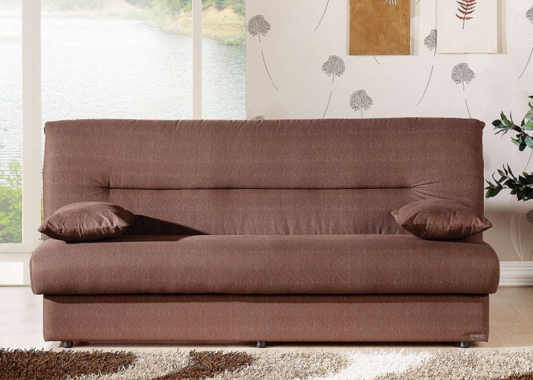 Regata Sleeper Sofa - Naturale Brown - Istikbal - Sunset