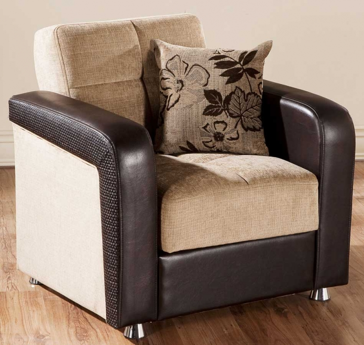 Vision Chair - Benja Light Brown