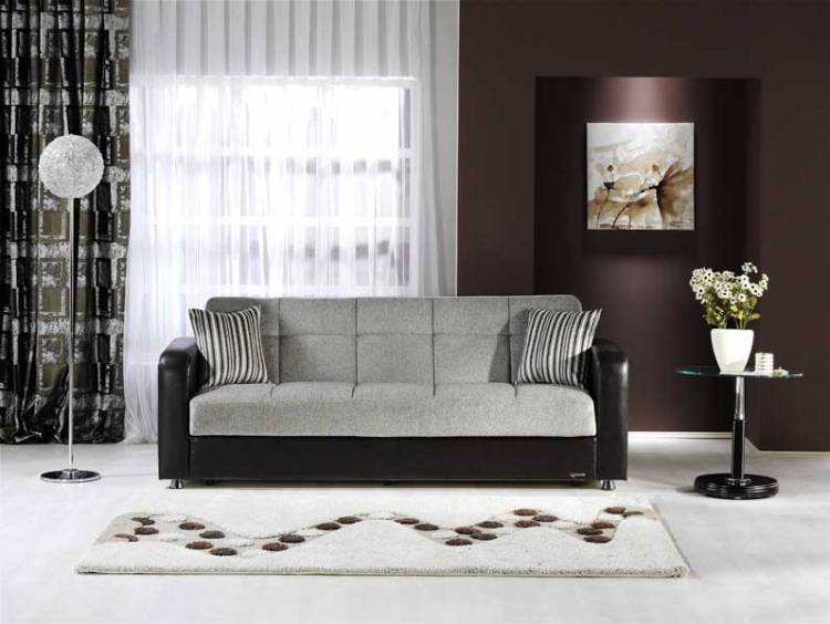 Vision Sofa - Aristo Light Brown - Istikbal - Sunset