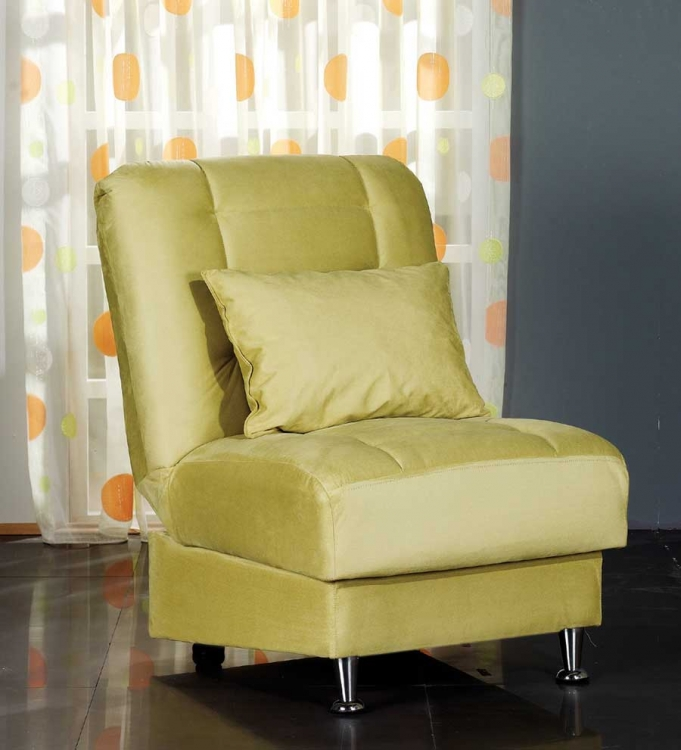 Vegas Chair - Rainbow Green - Istikbal - Sunset