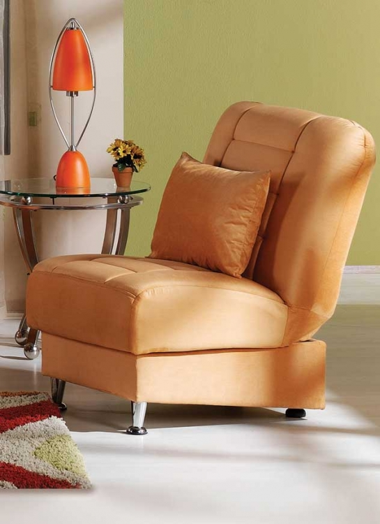 Vegas Chair - Rainbow Light Orange