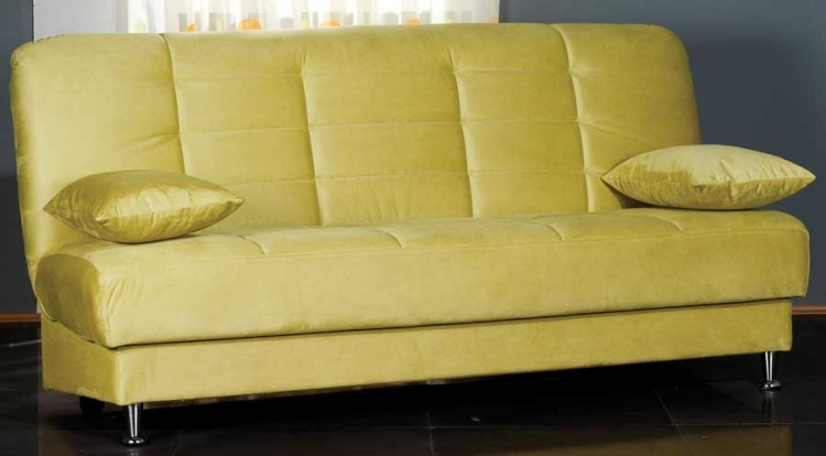 Vegas Sofa - Rainbow Green