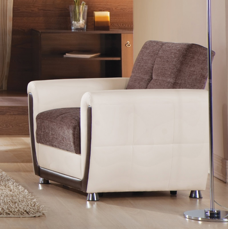 Vella Arm Chair - Jennefer Brown