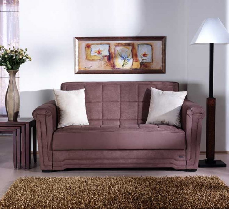 Istikbal Victoria Sofa Collection Rainbow Truffle N0127