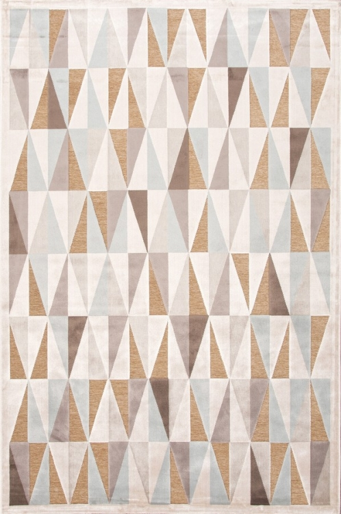 Fables Tria FB61 Beige Area Rug