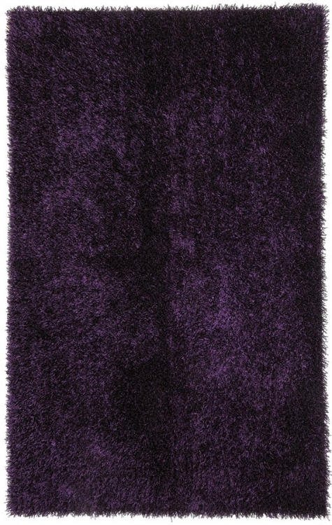 Flux Flux FL08 Tulip Purple Area Rug