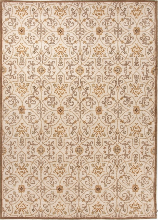 Poeme Calais PM04 Soft Gold Area Rug