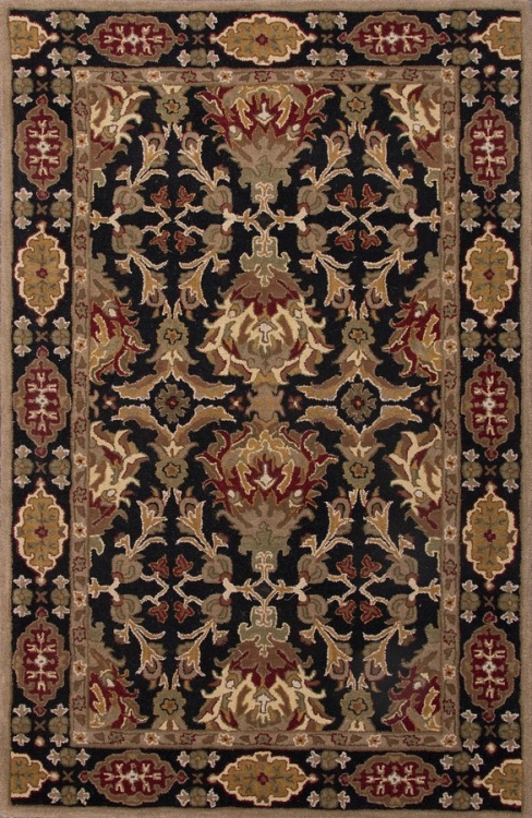 Poeme Massiel PM110 Ebony Area Rug