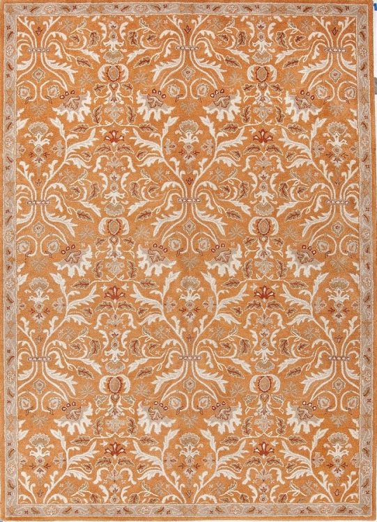 Poeme Corsica PM33 Amber Glow Area Rug
