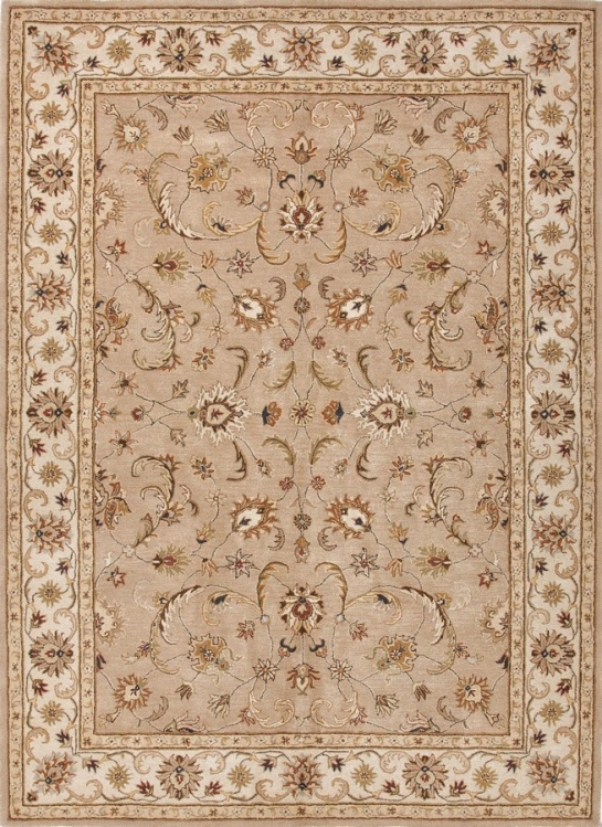 Poeme Normandy PM38 Dark Sand Area Rug