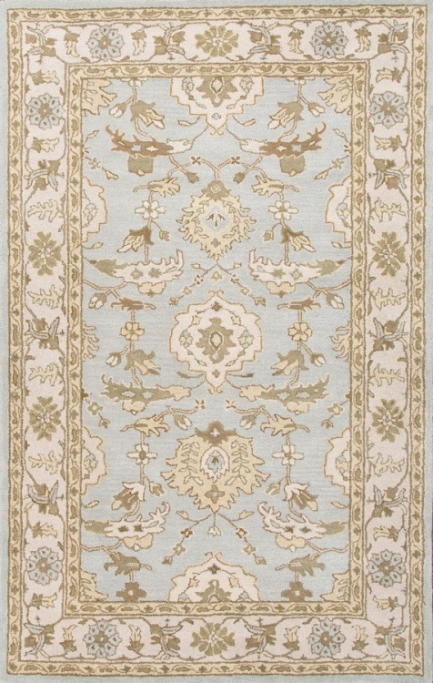 Poeme Summit PM99 Sky Blue Area Rug