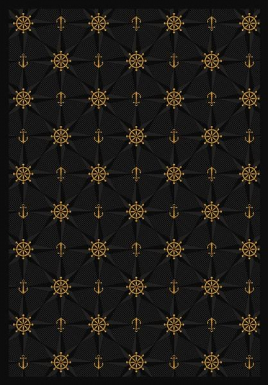 Mariner's Tale - Onyx- Joy Carpet