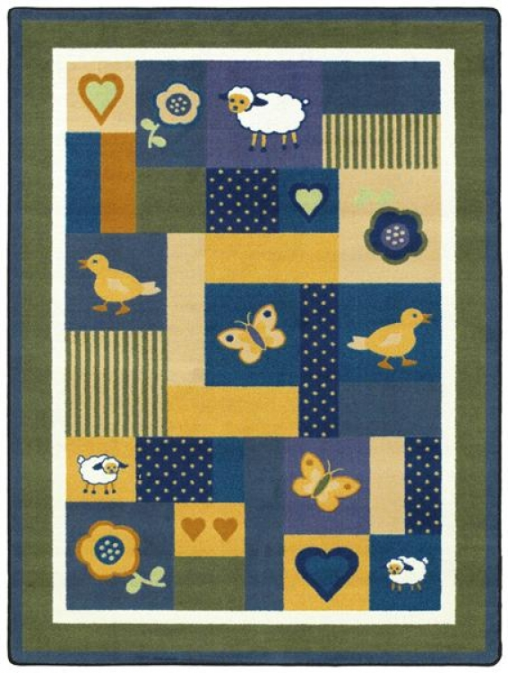 Baby Love - Bold- Joy Carpet