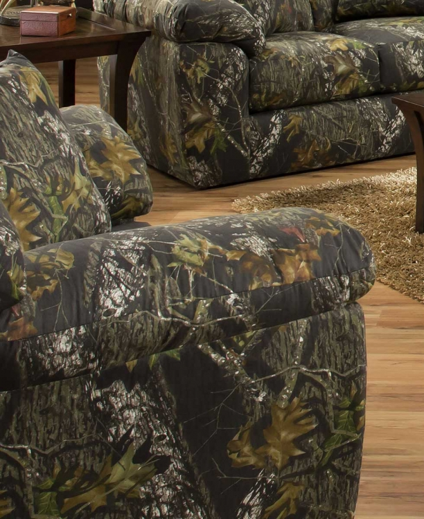 Big Game Chair and Half - Mossy Oak
