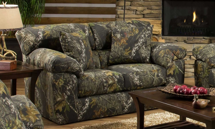 Big Game Loveseat - Mossy Oak