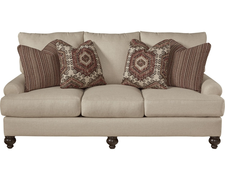 Westchester Sofa - Chilipepper