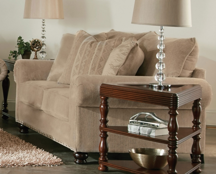 Avery Loveseat - Putty