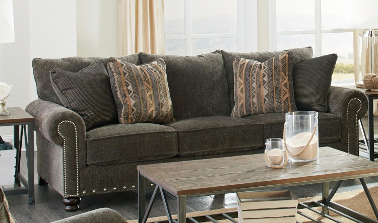 Avery Sofa - Tigers Eye