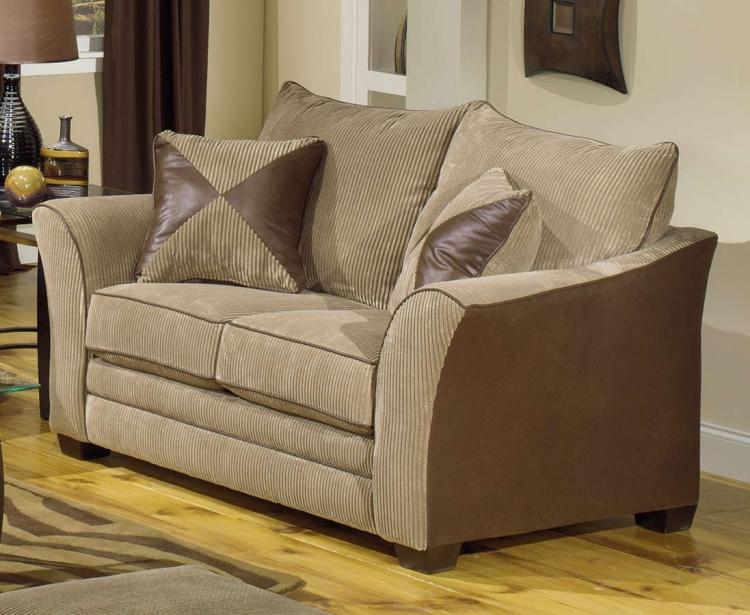 Perimeter Loveseat - Jackson Furniture