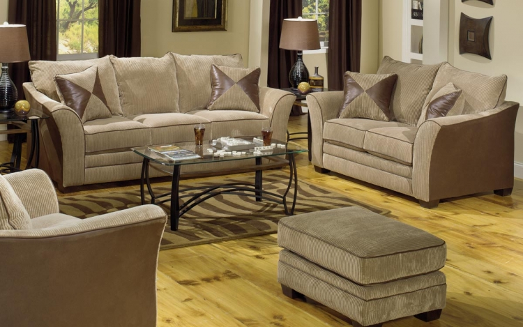 Perimeter Living Room Set - Jackson Furniture