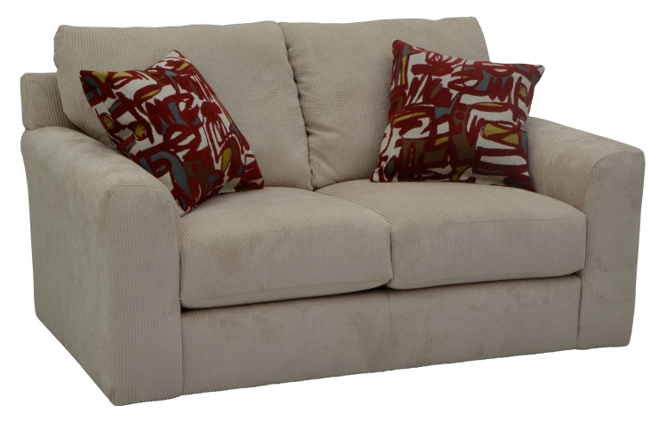 Sutton Loveseat - Doe